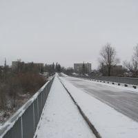 Мост в Народичи, Народичи