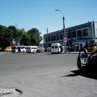 Новоград-Волынск автостанция, Новоград-Волынский