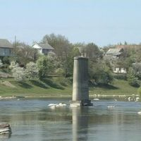 Разбитый мост, Новоград-Волынский