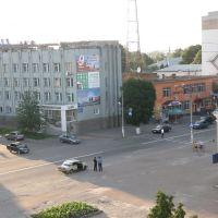 Центр города, Овруч