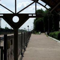 овруцький вокзал - платформа; в сторону мозиру, чорнобиля, Овруч