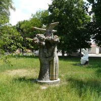Парковые скульптуры. Овруч, Овруч