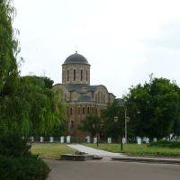 Церковь Святого Василия. Овруч, Овруч