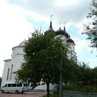 Спасо-Преображенский собор на месте Овручского замка, Овруч