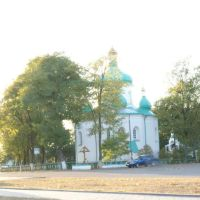 Olevsks church, Олевск