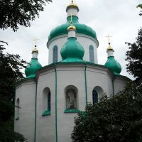 Свято-Миколаївський храм Олевська, Олевск