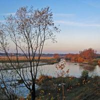 Река Тетерев, Радомышль