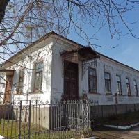 дом с комплекса усадьбы Горенштейна Герария Нафтуловича (к.19-н.20вв), Радомышль