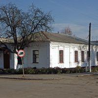 старое здание (к.19-н.20вв), Радомышль