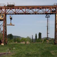 Abandoned Crane, Берегово