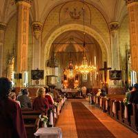 Church inside - Kárpátalja, Beregszász DSC_9016-1, Берегово