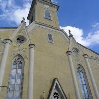 Catholic Church - Katolikus templom, Берегово