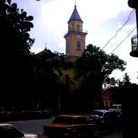 Берегово.Католицька церква..., Берегово