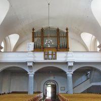 Берегове (Beregszász), Ukraine (Kárpátalja) - Református templom, Берегово