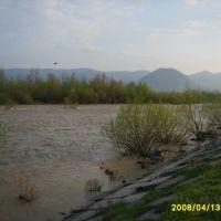 Весенний паводок!, Буштына