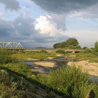 Мост через Тереблю, Буштына