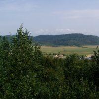 Озеро и турбаза Эдем, Буштына