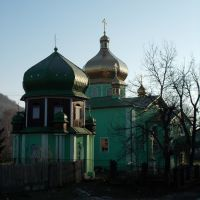 Veliki Bereznii - Pravoslavna crkva - Zakarpatska - Ukrajina, Великий Березный