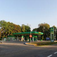 Pumpa Великий Березний (Velykyj Bereznyj), Великий Березный