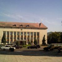 Nagyszőlős/Sevlush/Vynohradiv Whitehouse, Виноградов
