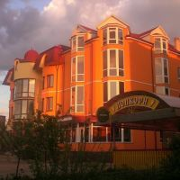 "MAll and Hotel and Fast Food Restaurant ""POPCORN"", Виноградов"