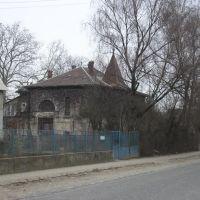 Мрачний дом, Виноградов