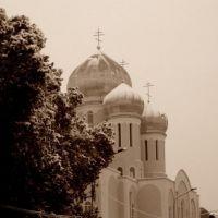 Nagyszőlős/Sevlush/Vynohradiv Ortodox Church, Виноградов