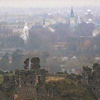 Nagyszőlős/Sevlush/Vynohradiv Panorama, Виноградов