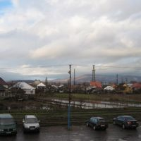 zimovij potop, Иршава