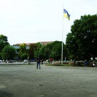 Іршава 021, Irshava 021 (Площа Народна), Иршава