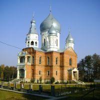 Свято-Іллінський Храм. Cathedral of St. Illinskyi., Иршава
