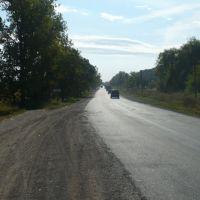 Автомагістраль Іршава-Сільце, Иршава