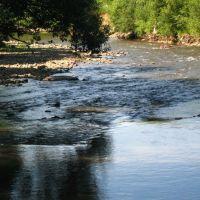 Irshavka river, Иршава