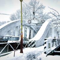 Іршавський міст. Bridge from Irshava, Иршава