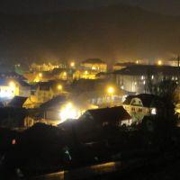 Mizhirya Night Lights, Межгорье
