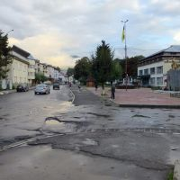 Fountain area, Межгорье