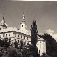 "Locker foto klastrom""Монастырь 1924год"", Мукачево"