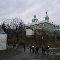 Мукачево (Закарпатська обл.) - Свято-Миколаївський монастир, Мукачево