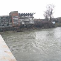 Latorca part, Мукачево