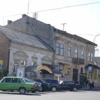 Városkép, Мукачево