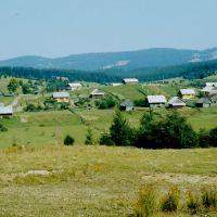 Siedlung in Transkarpatien, Перечин