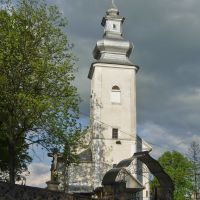 Orthodox Church in Perechin, Перечин