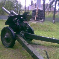 122-мм гаубица образца 1938 года (М-30), Перечин
