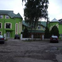 hotel, Перечин