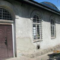 Перечин, колишня синагога. Perechyn, former synagogue, Перечин