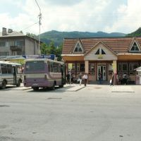 Автовокзал, Рахов