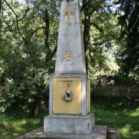 Első világháborús emlékmű, Свалява