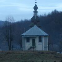 Михайлівська церква, Свалява