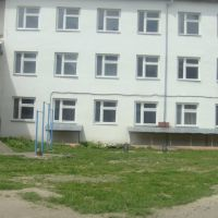 Svalyava school, Свалява