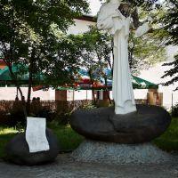 Памятник Ю.И.Венелину (Гуце), Свалява
